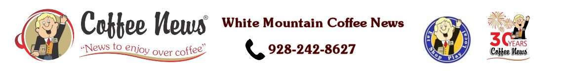 White Mountain Coffee News
